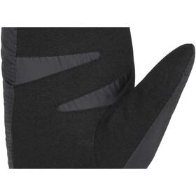 Meru Nuuk Padded Mittens with Zipper black